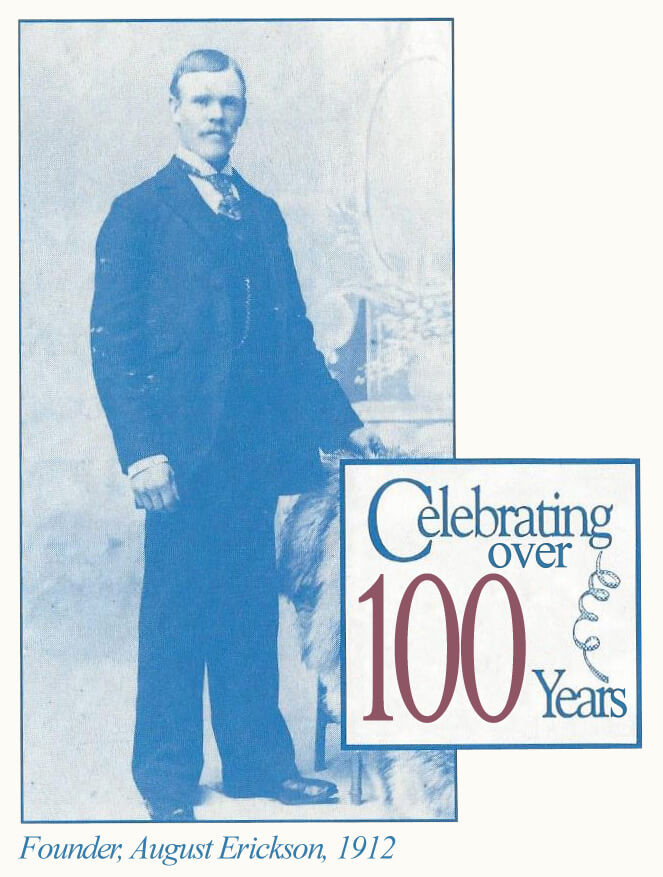 Celebrating over 100 Years