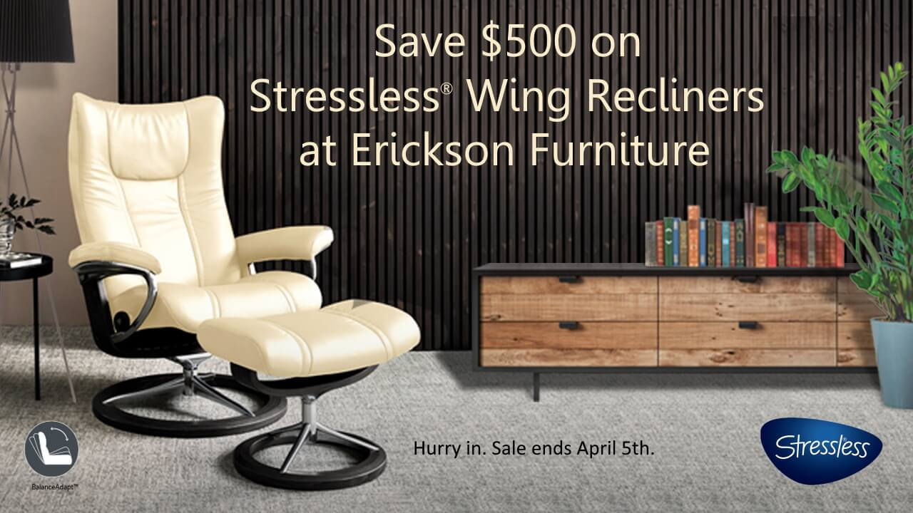 Stressless Charity Sale